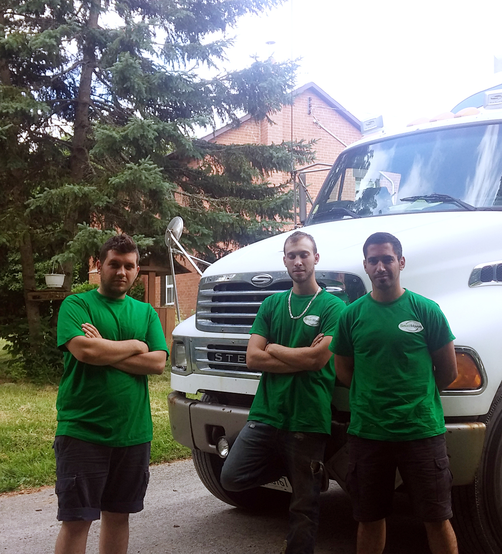 Smart Movers Oakville